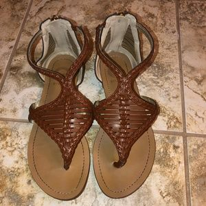 G by Guess Lancing Sandals in Size 6.5